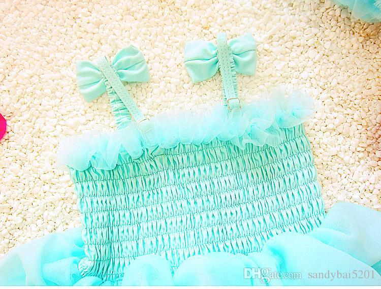 Kids Girls Bikini Swimwear Baby Girls Lace Swimsuit Toddler One-Piece + Hat Set 2017 Princess Ruffle Bathing Tankini Beach Clothes B142