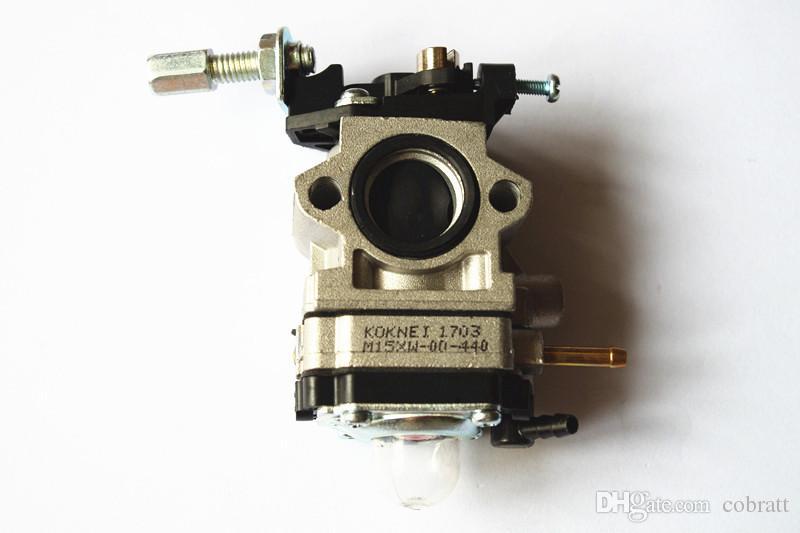 Carburador para motor fuera de borda HANGKAI 3.5HP motor de 2 tiempos / motores envío gratis piezas de barco carburador carb barato