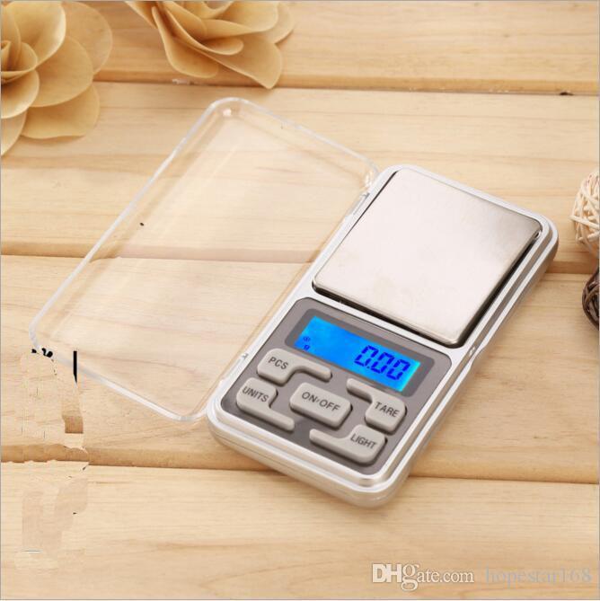 200 г х 0.01 г карманные ювелирные весы мини электронные цифровые весы Balancewelry Весы грамм ЖК-дисплей