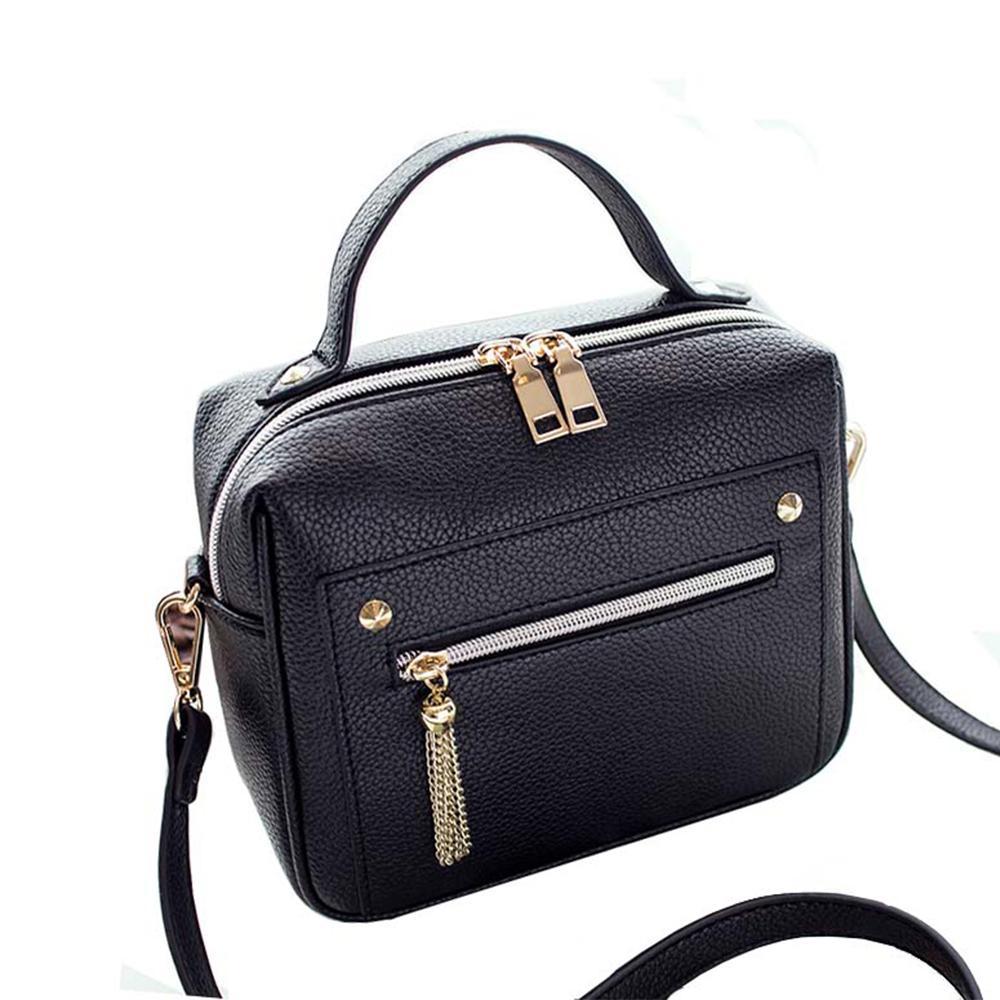 Wholesale Women Bag Pu Leather Female Handbag Women Leather Handbags Female  Cross Body Bags Small Size 699858584a