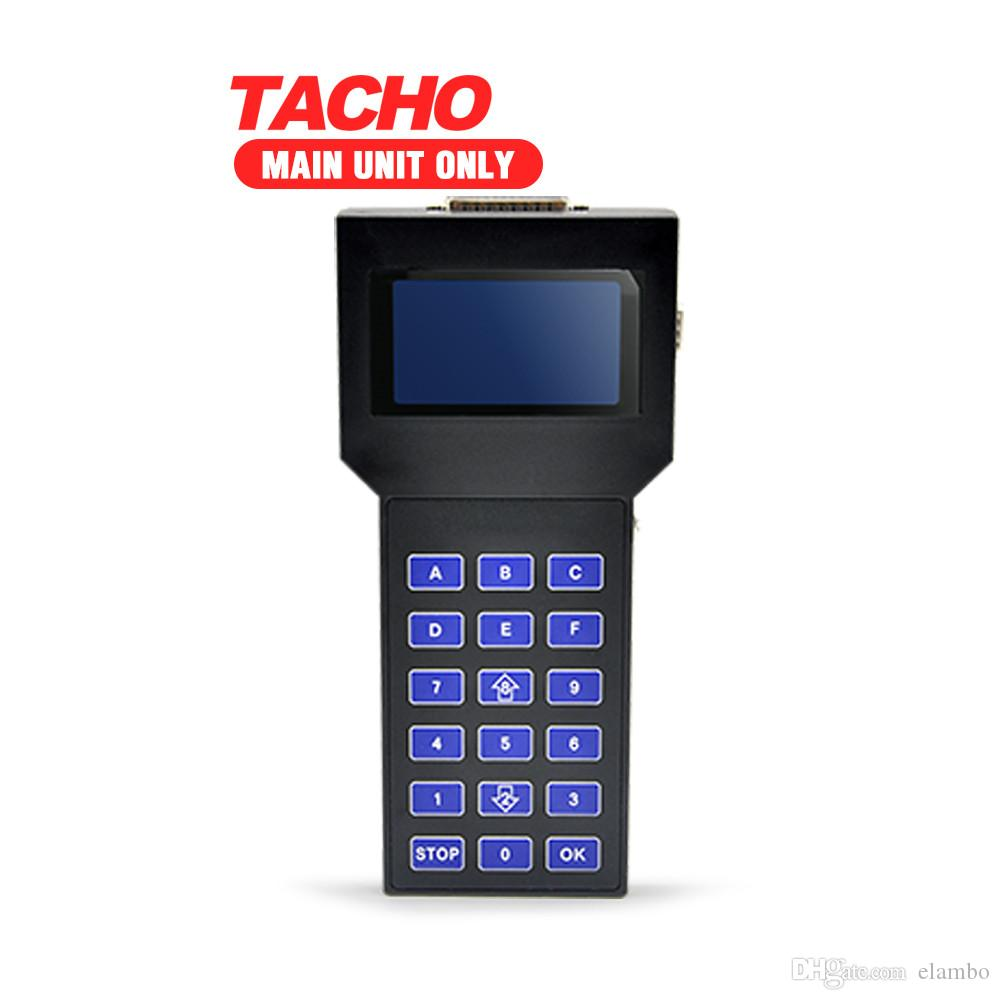 tacho pro 2008 Main Unit Only Mileage Odometer Programmer Universal Dash Programmer Handheld Super Tacho Pro 2008 odometer correction