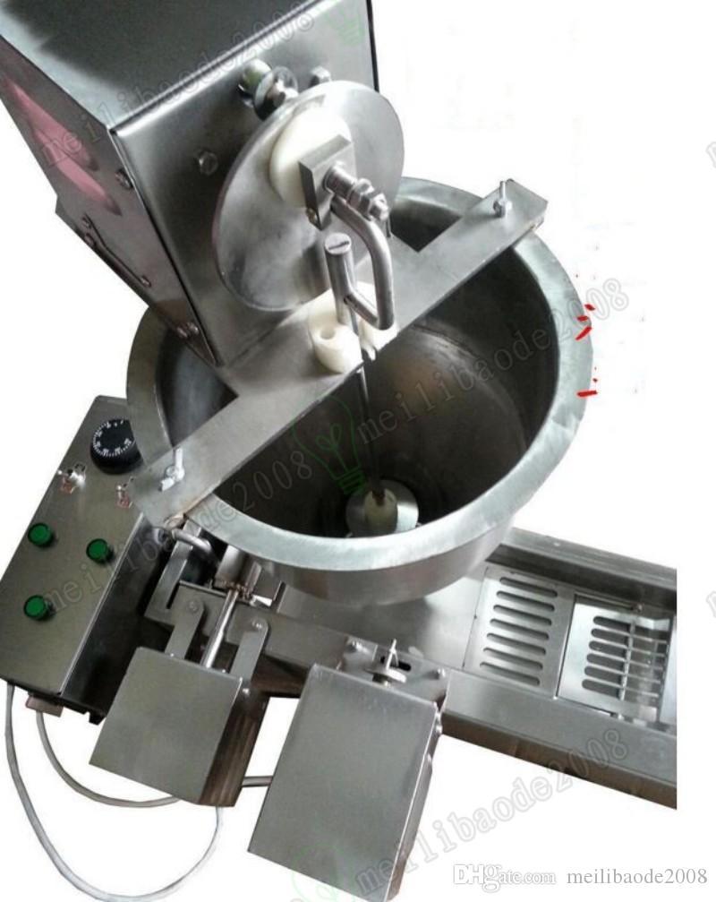 NUEVO uso comercial 110 v 220 v eléctrico 4 cm 6 cm 8 cm Auto Donut Donut Machine Maker ENVÍO GRATIS MYY