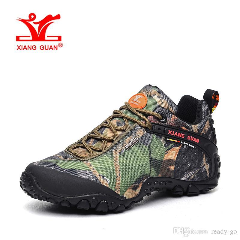Waterproof Cross Country Running Shoes