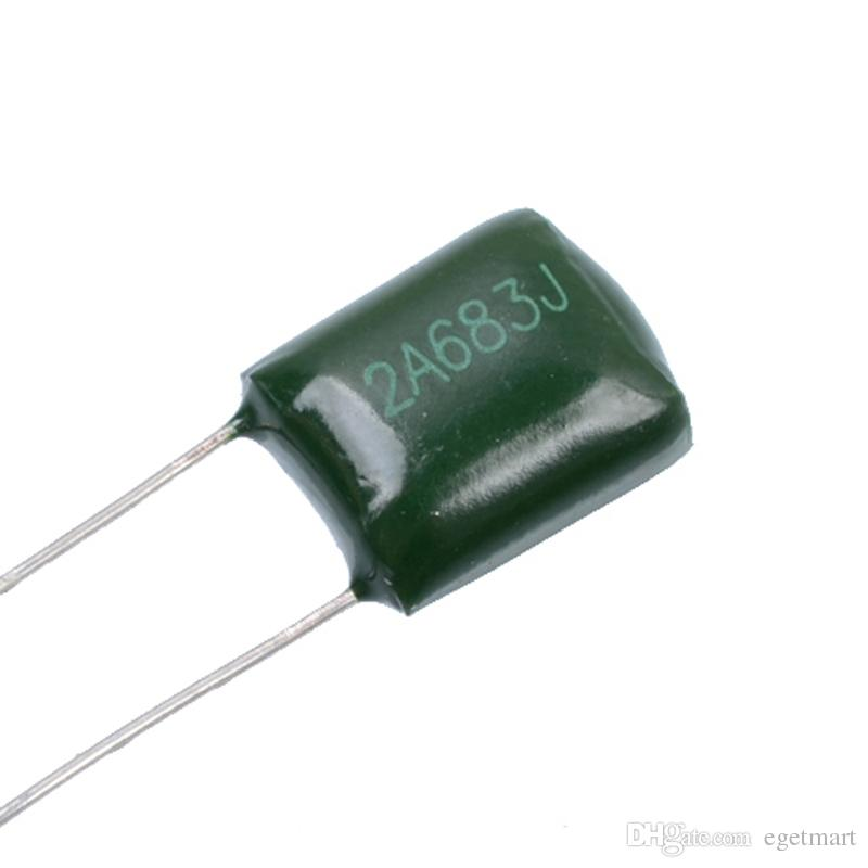 Electric Bass Guitar Polyester capacitors 2A223J 0.023UF/2A333J 0.033UF/2A473J 0.047UF/ 2A683J 0.068UF/Rated Voltage 100V