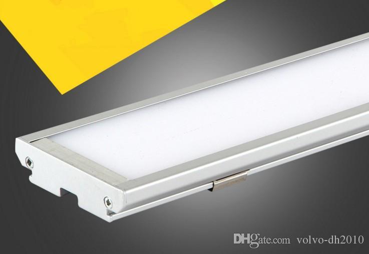 Plafoniere A Led 120 Cm : Discount dust proof led ceiling lights w ft cm lm ac