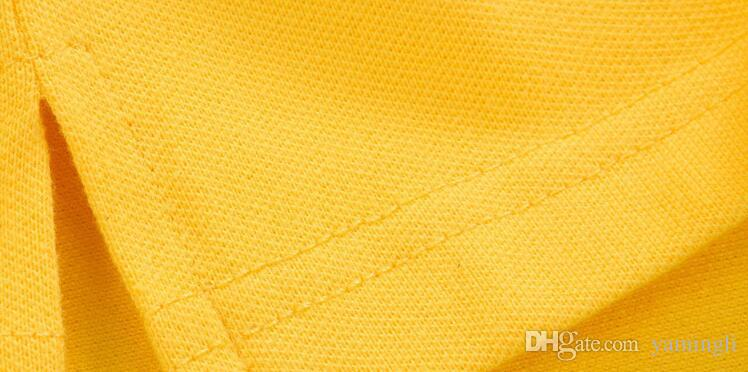 2016 summer new Korean t-shirt ladies polo shirt cotton Slim short-sleeved lapel casual T-shirt tide
