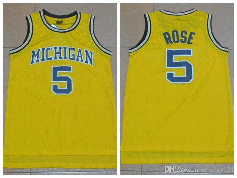 rose basketball jersey