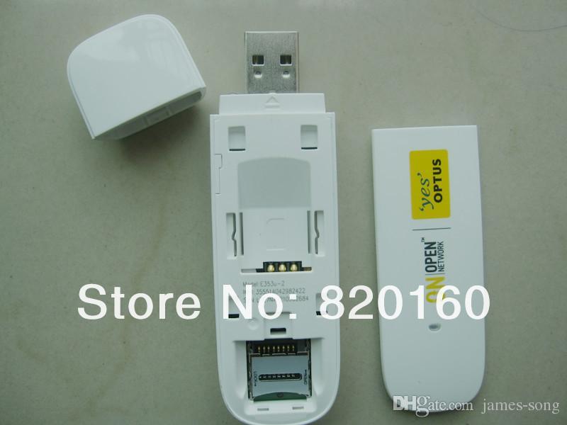 Бесплатная доставка разблокирована HUAWEI E3131 3g usb модем 3G USB Dongle stick 21 Мбит / с 3g usb модем