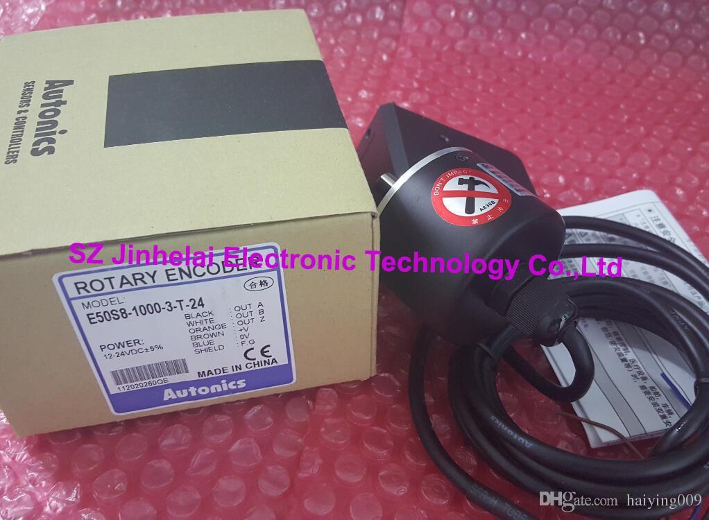 E50S8-1000-3-T-24 New and original Autonics Rotary encoder 12-24VDC
