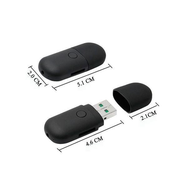 HD 1280*960 Mini USB Disk Camera MINI U Disk Flash Drive Video Camera U-disk Motion Detector Video Recorder DVR with TF Card Slot
