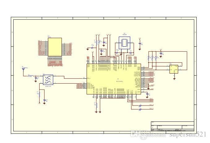 Großhandel Bluetooth Modul Schema Bc413159a Csr Bluetooth Bc413159 ...