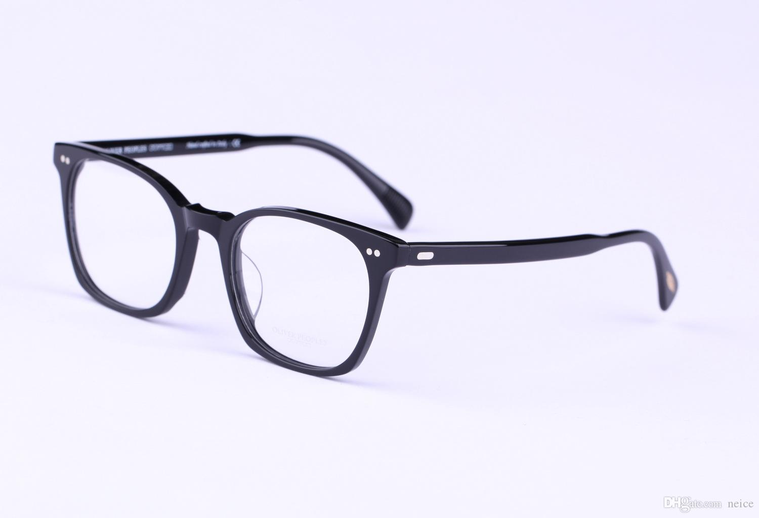 2018 Top Quality Oliver Peoples Vintage Optical Frame Glasses L.A. ...