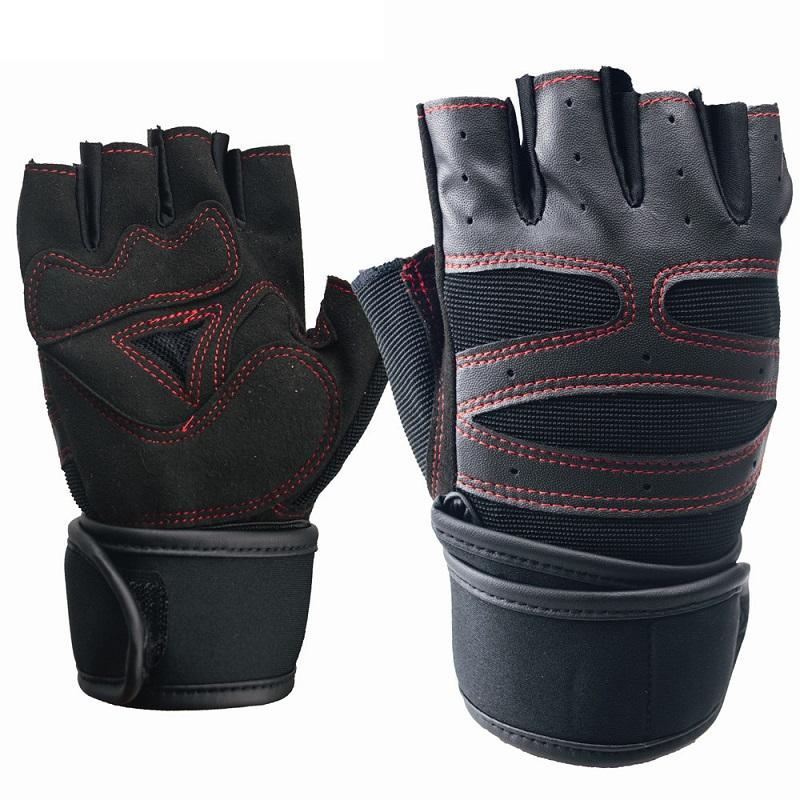 Weightlifting Gloves With Wrist Support For Workout Weight Lifting