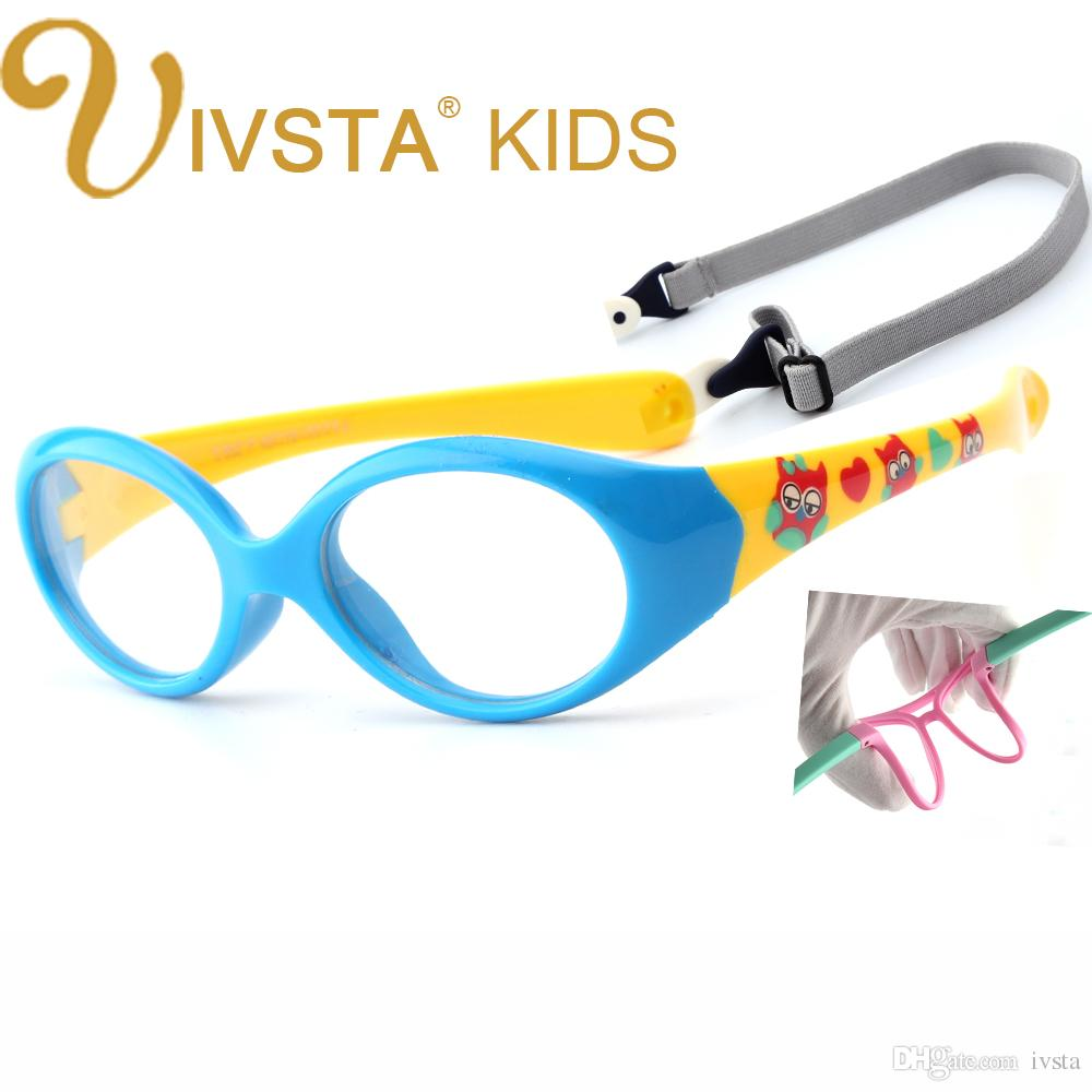2018 IVSTA With Strap 0 5 Years Small Baby Glasses For Children ...