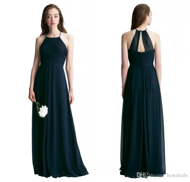 Bill Levkoff Bridesmaid Dress 1125 Prom Wedding Chiffon Long Gown Cap Sleeve NEW