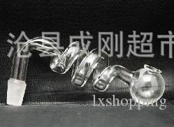 Спираль стеклянный горшок жаркое 30шт