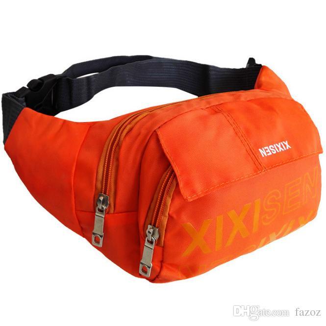 a4c2eee446b0 High Quality Women Men New Fashion Waist Bag Stylish Water Resistant ...