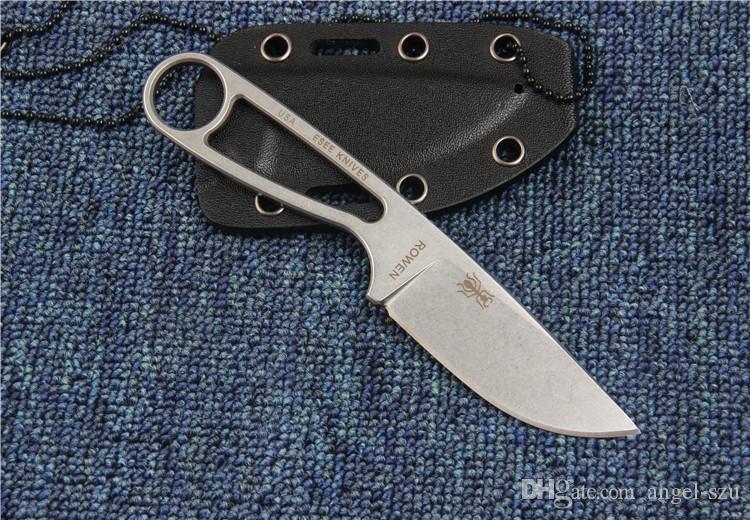EDC передач 12992 IZULA фиксированным лезвием нож полный Тан шеи тактический охотничий нож D2 лезвие ESEE нож открытый инструмент выживания F928L