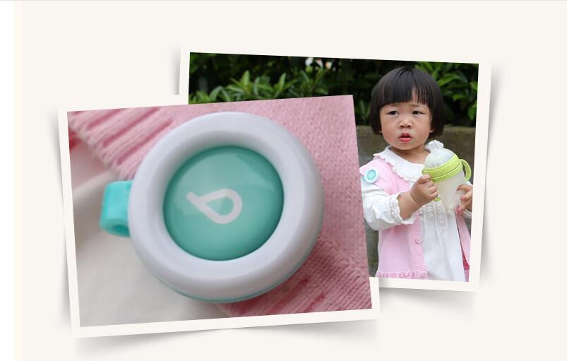 Bambino incinta pulsante anti-zanzara animale sveglio del fumetto zanzara repellente clip fibbia non tossico repellente zanzare fibbia controllo dei parassiti DHL