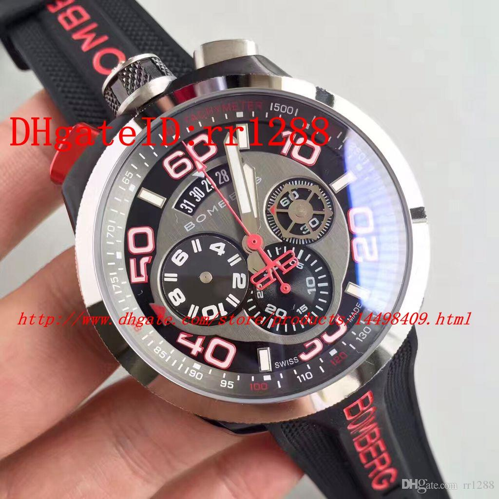 top quality red letters original bom watch into a pocket watch toys