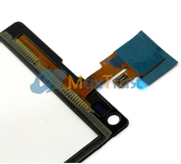 """Top Quality 4.6"""" For Sony Xperia L S36h C2104 C2105 Touch Screen Digitizer Glass Touch Panel Sensor Black White Color"""