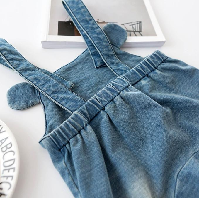 Baby Jeans Pants Rompers Overalls Jumpsuit Kids Boy Girl Jeans bobo choses Pure Cotton Clothing Kid318