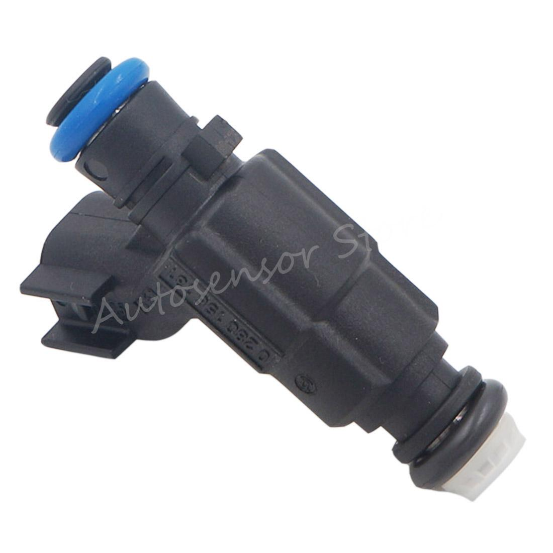High Quality 0280156131 Fuel Injector Nozzle For BUICK 2004-2008 3.6L V6 12571159 0 280 156 131
