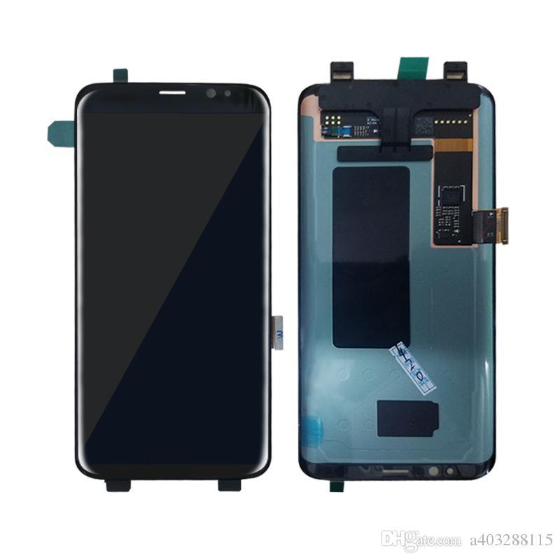 online cheap for samsung galaxy s8 edge plus lcd g955. Black Bedroom Furniture Sets. Home Design Ideas