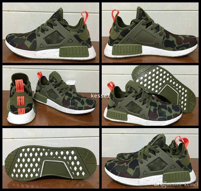 Newest Runner 3 III XR1 X Duck Camo Camouflage Running Shoes For Men Women e82f4cf2b
