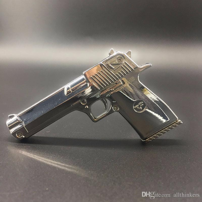 Бесплатная доставка металла моделирования пистолет USB флэш - накопитель 64 ГБ, граната 16 ГБ USB, творческое оружие граната U диск военный подарок