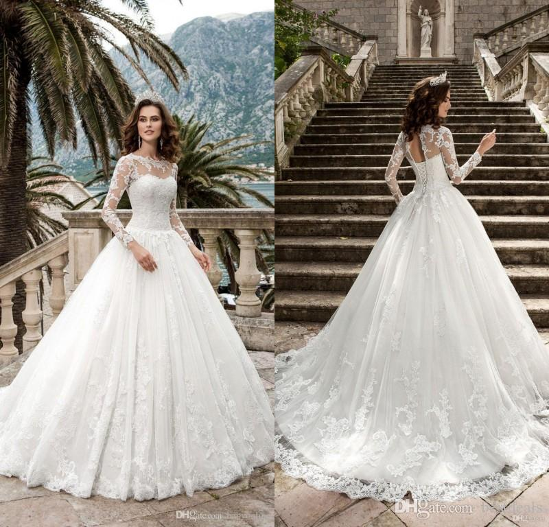 Queen Bride Dresses
