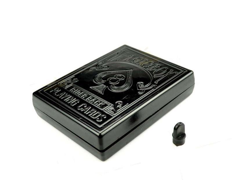 Magic Props 부지깽이 칩은 부지깽이 상자를 개량했다 간계 거리 눈속임은 쉬운 쇼 Mgic 간계 장난감을 닫는다