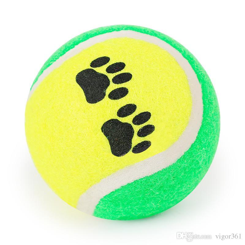 2019 2017 Best Seller Dog Toy Ball Tennis Ball Pet Discipline