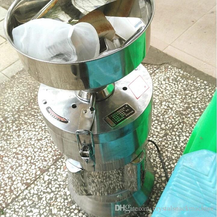 Machine à tartiner à base de lait de soja séparé 220v de lait de soja commercial