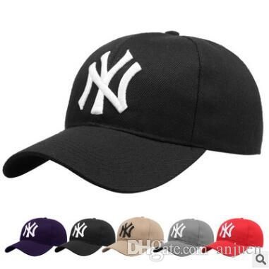 4c66d7dbc1a 2019 Baseball Caps Snapbacks Hats Adjustable Cap Popular Hiphop Hat Men Women  Ball CapsSnapback Sport Cap From Anjuen