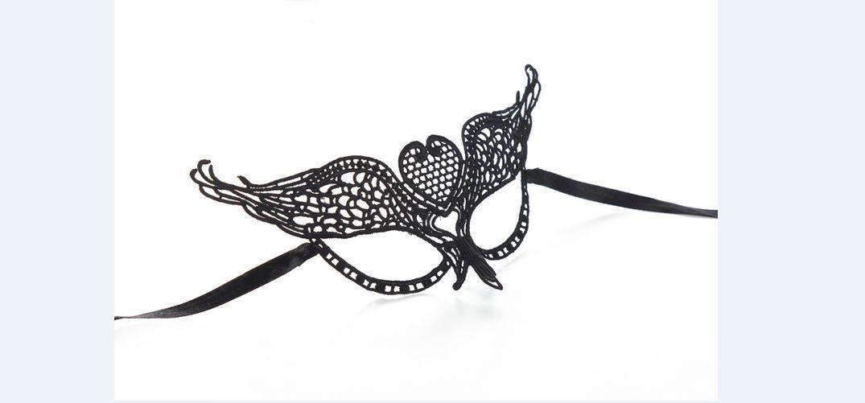 Máscaras de Halloween Mulheres Sexy Lace Eye Mask Máscaras do partido para Costumes Masquerade Halloween Máscara Venetian do carnaval para Anonymous Mardi