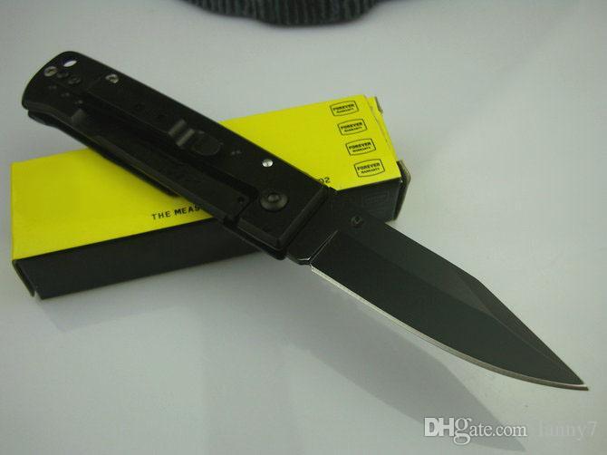 Специальное предложение DA40 Малые карманный складной нож 440C 57HRC лезвие открытого кемпинга пешего туризма выживание нож EDC карманных ножи Лучший подарок