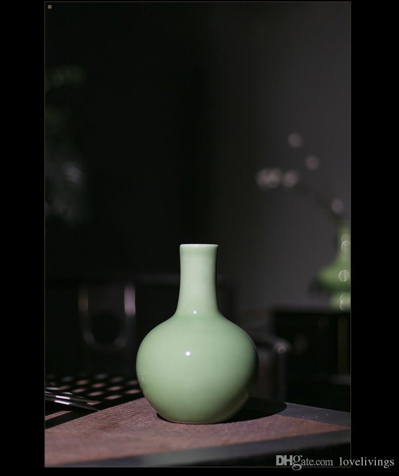 Kunst und Handwerk Geschenk Antike Vase Dekoration Einrichtung Artikel Keramische antike Vase
