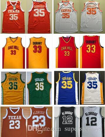 meet 3937a daba3 durant college jersey