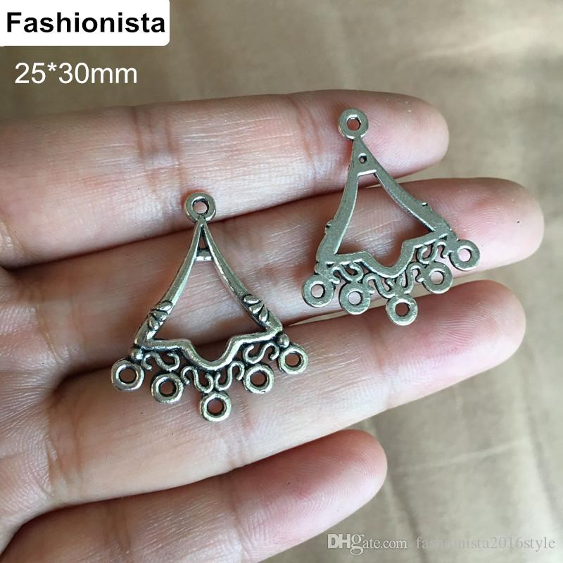 2018 bali chandelier connectorsantique silver earring findings 2018 bali chandelier connectorsantique silver earring findingschandelier earring connectors multiple ringsjewelry supplies from fashionista2016style aloadofball Images