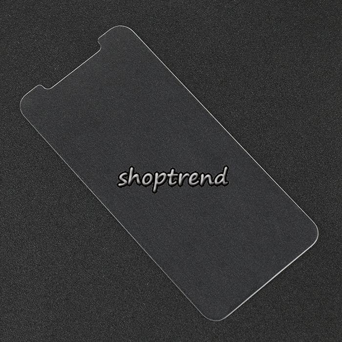 Pour Iphone X 10 Phone 9H Protecteurs d'écran en verre trempé anti-déflagrant Film en vrac DHL / Fedex