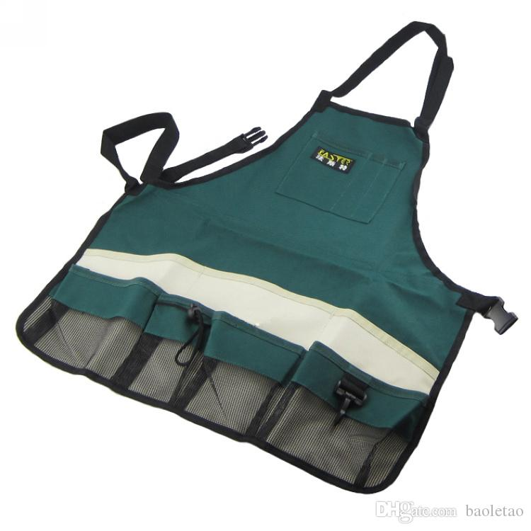 2018 Gardening Tool Bags Waist Bibs Toolkit Storage Pockets Aprons Garden  Tool Kit From Baoletao, $13.29 | Dhgate.Com