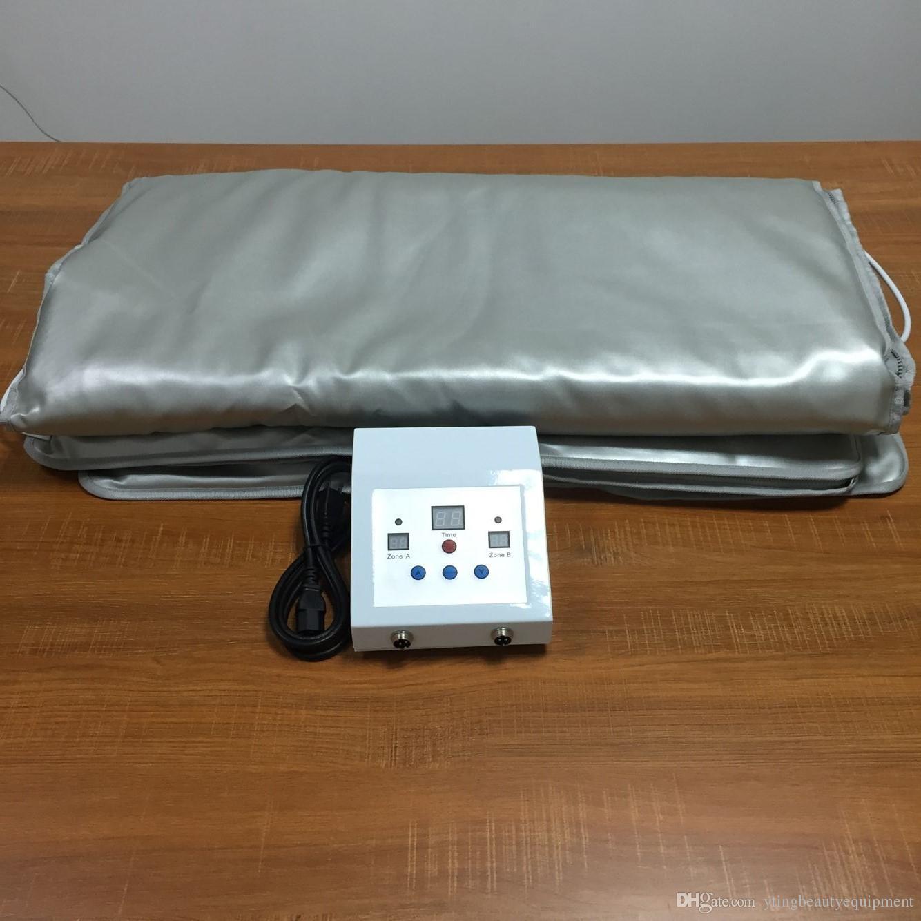 FIR Far Infrared Sauna Blanket Weight Loss Body Slimming Blanket Infrared Ray Heat