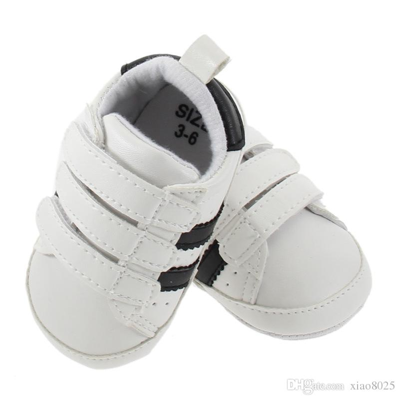 2020 Hot Sale Baby Shoes PU Leather