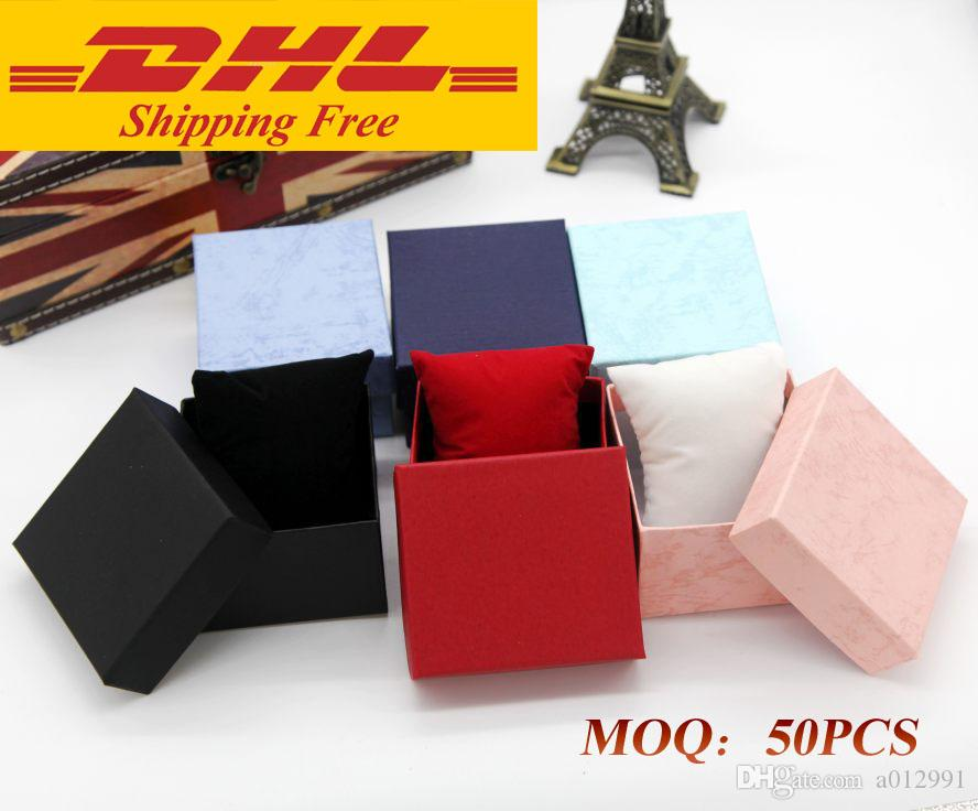DHL Wholesale New Practical Jewelry Box Present