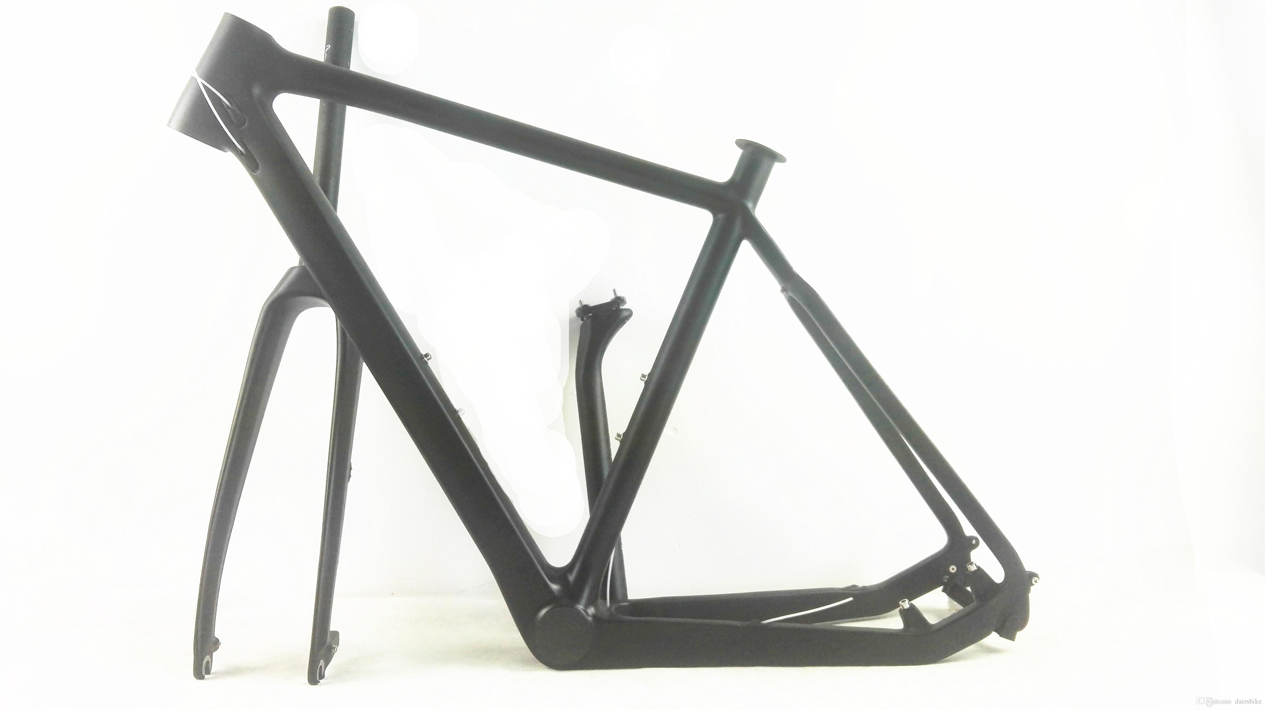 Carbon Cyclocross Frame T800 Disc-brake Carbon CX Frameset Di2 ...