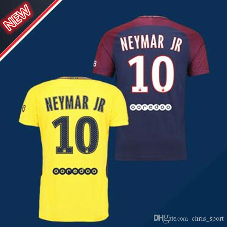 New Arrival Thai Quality Soccer Jerseys FC Germain Home Away Shirt ... cb2e1d9fd