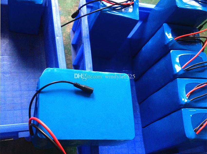 750W Ebike 36v 26Ah batería para bicicleta scooter bicicleta eléctrica para sam - cantado 26Hm batería de litio PVC BMS protegido enviar cargador en China