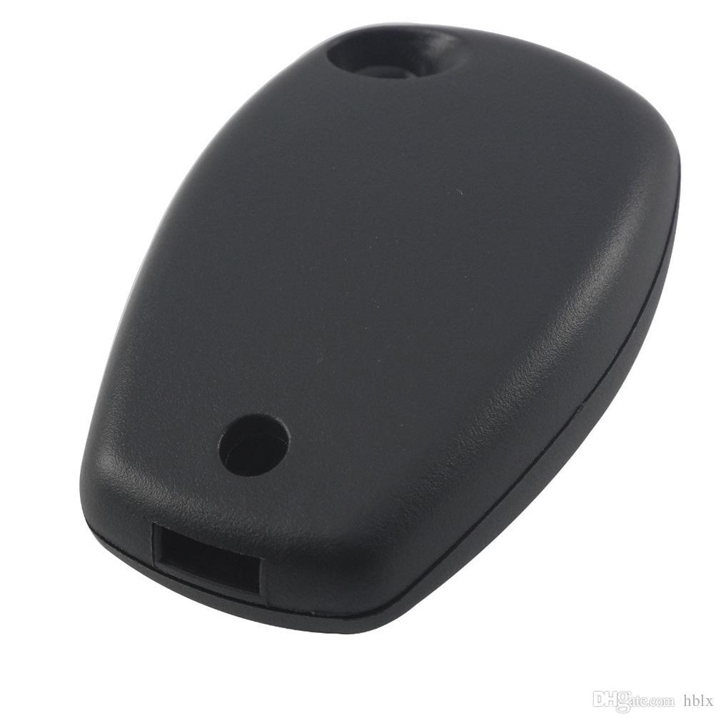 2 Boutons Clé De Voiture Shell Remote Fob Cover Case Pour Renault Dacia Modus Clio 3 Twingo Kangoo 2 AUP_40G
