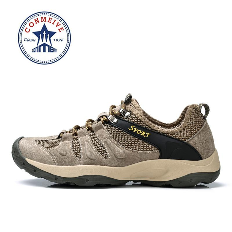 618349b294f5 Hot Sale Hiking Shoes Trekking Scarpe Uomo Sportive Shoes-factory-direct  Senderismo Sneakers Sapatilhas Rubber MediumB